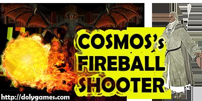 Cosmos's Fireball Shooter V2