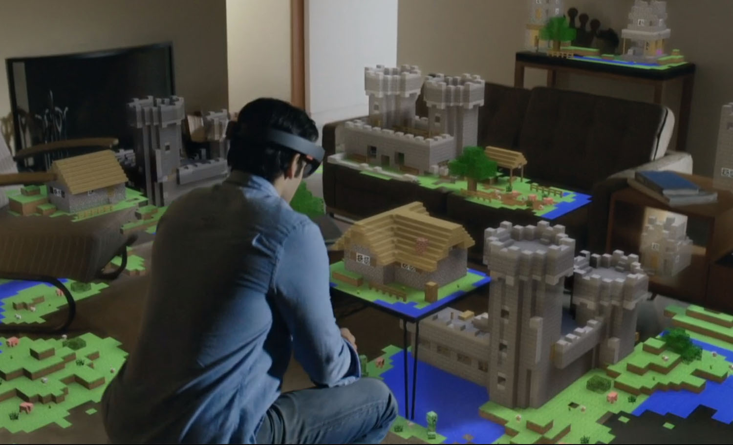 HoloLens To Play Games In The Future And More DolyGames