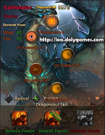 Hercurles' Dragonsoul Orbs
