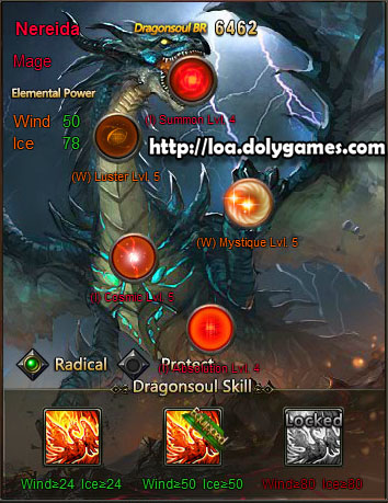 Nereida's Dragonsoul Orbs