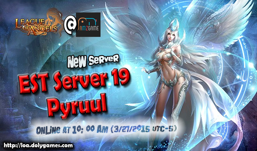 S19 – New EDT Server Pyruul