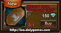 Eternal Spire Card Shop LOA