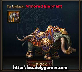 LOA New Version 3,0377 - Armored Elephant