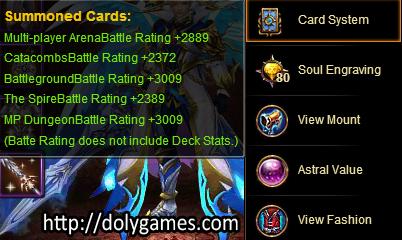 Card Stats of Vlax