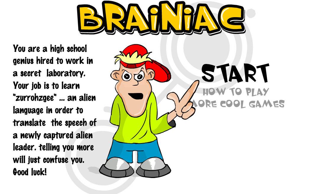 Brainiac Memory Game - Play Free (1)
