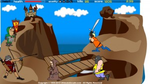 Castle Defender game (4)