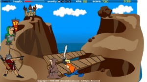Castle Defender game (6)
