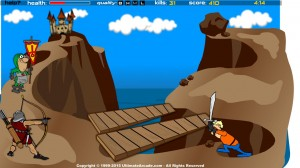 Castle Defender game (7)