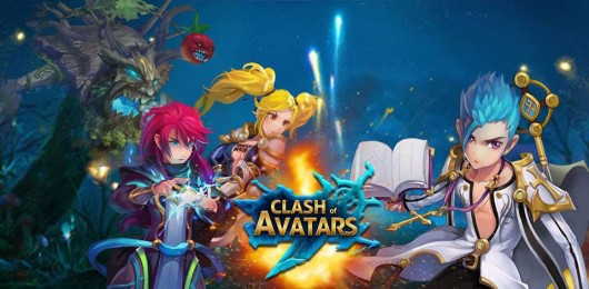Clash of Avatars - banner 1