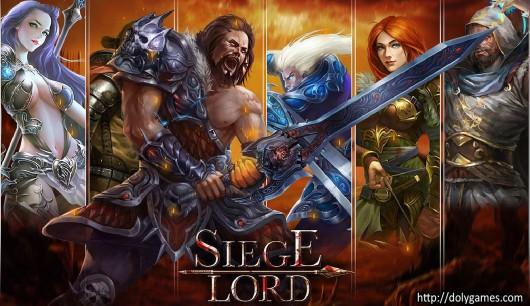 Siege Lord banner 1
