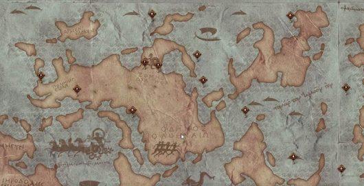 SPARTA map 2