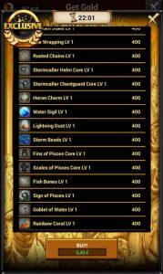 Game of War 5 EUR pack 15