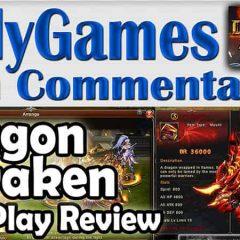Dragon Awaken Let's Play Review Episodes 6-10