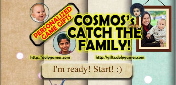 Cosmos's Catch The Family – Play Free