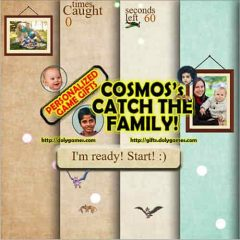 Catch The Family – Play Free – by COSMOS DolyGames