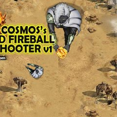 Cosmos's Fireball Shooter Survival – Play Free