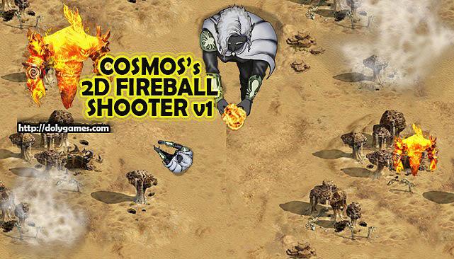 Cosmos's Fireball Shooter Survival – Play Free