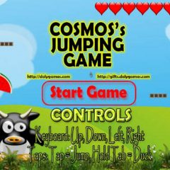 Cosmos's Jumping Game – Play Free