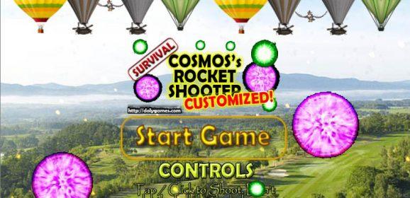 Cosmos's Rocket Shooter – Customization #1 – Play Free