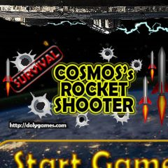 Cosmos's Rocket Shooter Survival – Play Free