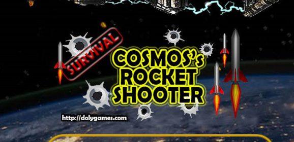 Cosmos's Rocket Shooter Survival – Play Free