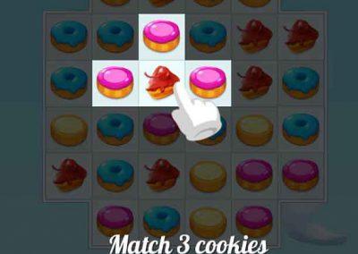 Cookie Crush 2 - PLAY FREE 2.5