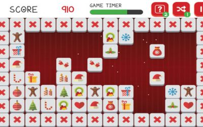 Winter Mahjong – PLAY FREE