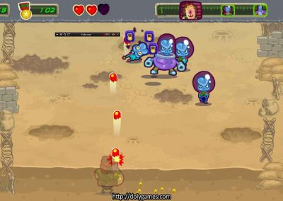 Aliens Attack - PLAY FREE 3