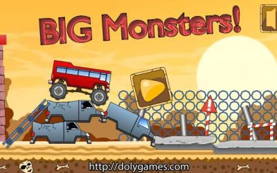 Big Monsters – PLAY FREE