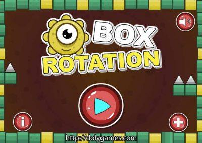 Box rotation - PLAY FREE
