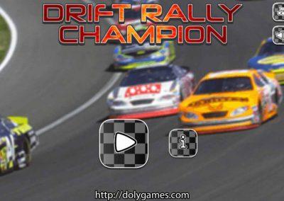 Drift Rally Champion - PLAY FREE