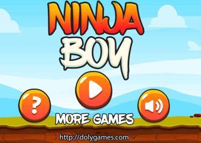 Ninja Boy - PLAY FREE