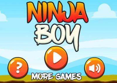 Ninja Boy - PLAY FREE-min