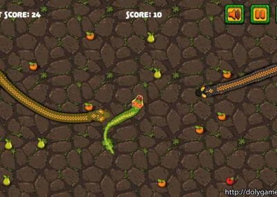 Snake Attack - PLAY FREE2