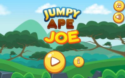 Jumpy Ape Joe – PLAY FREE