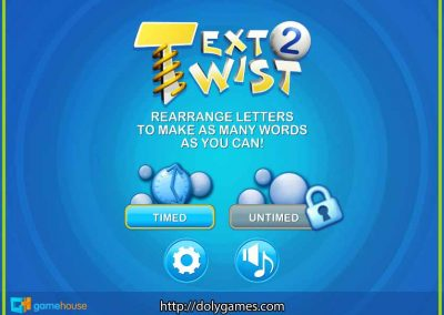 Text Twist 2 - PLAY FREE copy