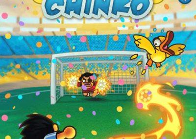 Foot Chinko 1