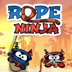 Rope Ninja – PLAY FREE